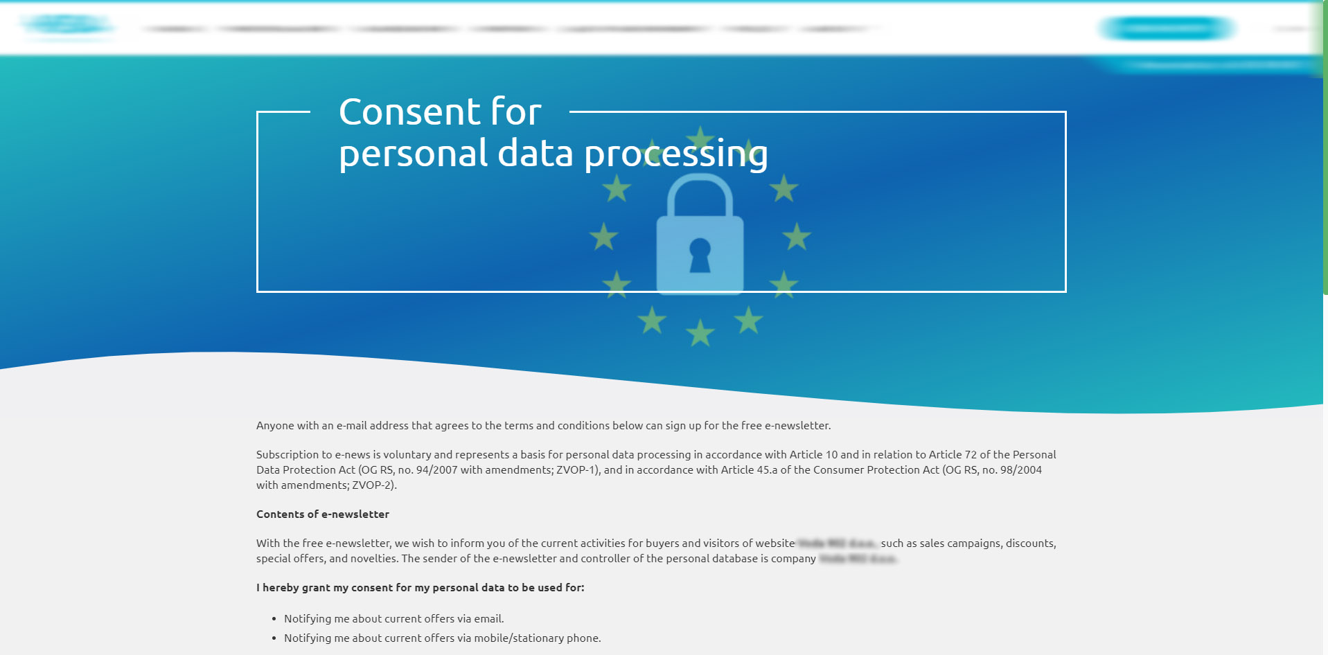 create-gdpr-subpage