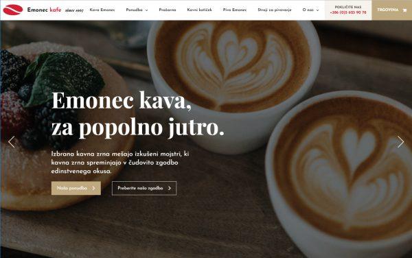 Emonec kafe